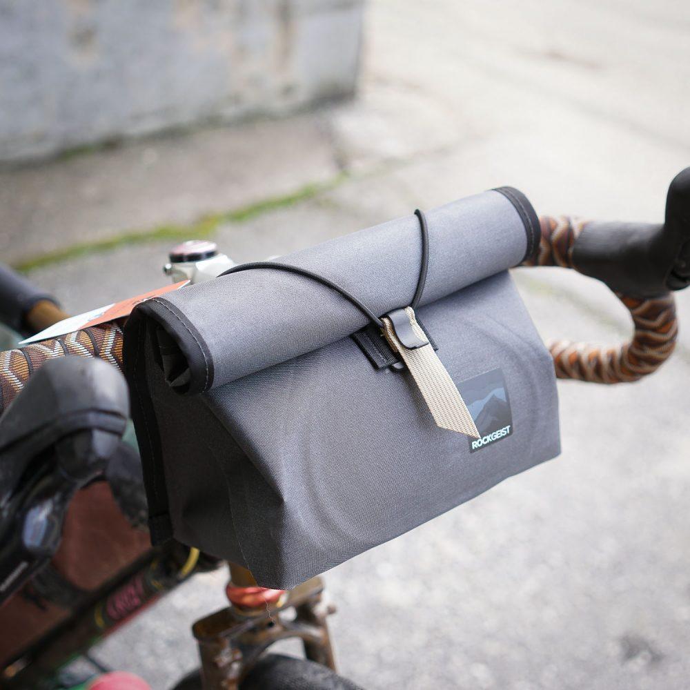 Waterproof bikepacking bags