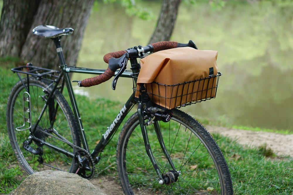 Meanwhile Basket Bag waterproof