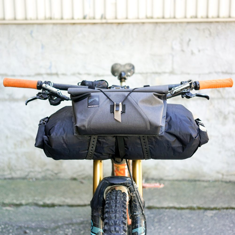 Horton Bikepacking Front Pouch