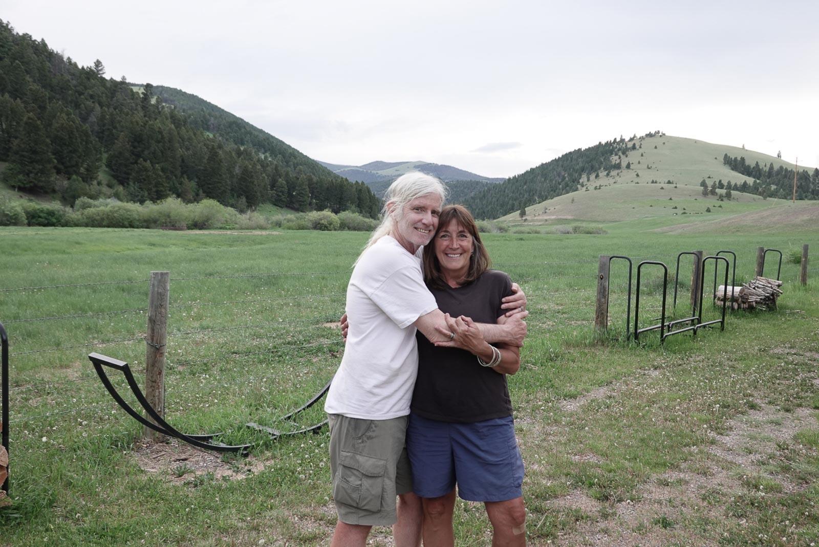 Barbara & John